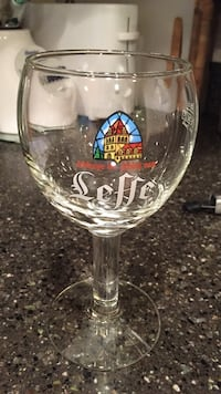 Leffe clear beer glass and many more $1 each Fredericksburg, 22407