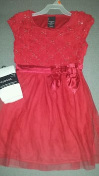 Brand New Holiday Dress with Tights Virginia Beach, 23456
