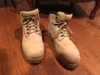Work boots size 12 Laurel, 20724