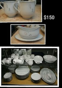 ceramic dinnerware set British Columbia, V2V 7H9