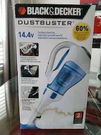 Cordless Black & Decker Dustbuster 14.4V