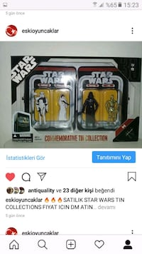 Star wars tin collection battle pack