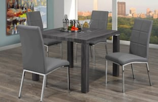 CONTEMPORARY DINETTE SET NEPTUNE