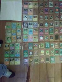 648 YU-GI-OH cards and 72 Pokemon  cards Eldon, 65026