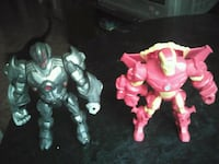 Marvel.iron man.2 figuras Barcelona, 08003
