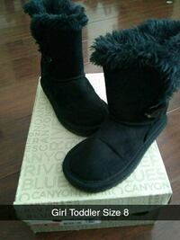 Like New JCP Girl Toddler Boots El Cajon, 92019