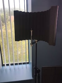 Reflexion Filter X Portable Vocal Booth & On-Stage Tripod Microphone Boom Stand