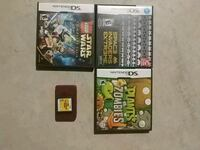 4 ds games with carrying case London, N6P 1T7