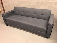 Brand new fabric sofa bed on clearance  548 km