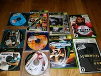 10 for $35 total. xbox video games lot Edison