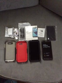 Black samsung galaxy sky pro no box but brand new never use (straight talk ) Pensacola, 32506