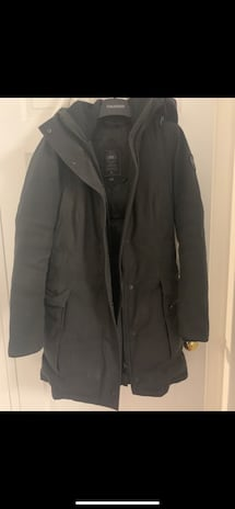 Canada Goose Kinley Black Label