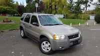 Ford - Escape - 2001 Victoria