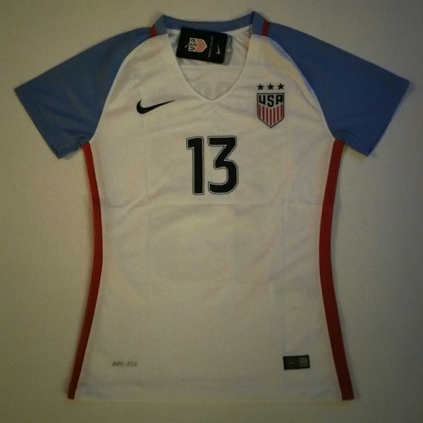 87ff6d356 Used Alex Morgan USA Jersey 3 stars for sale in Upland - letgo