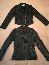 Faux Leather & Leather Jacket Richmond, V6Y 1X9