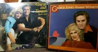 2 George & Tammy albums Harpers Ferry, 25425