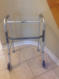 Formedica Medical Folding 2 wheeled Rehab Step Walker Bolton, L7E 1X7