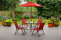 Patio furniture the picture is what they look like Milan, 61264