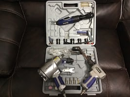 Kolbolt impact  wrench and accessories