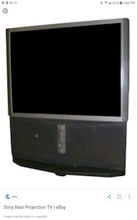 black and gray flat screen TV
