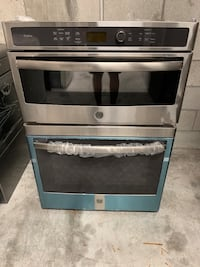 "GE Profile 30"" microwave oven combination stainless steel convection Hialeah Gardens, 33018"