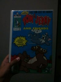 tom and jerry old comic