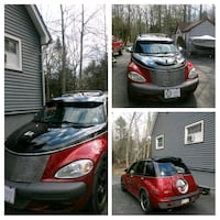 red and black pt cruiser only 44000 miles runs gre New York