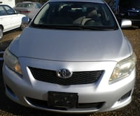 Md Inspected 2009 Toyota Corolla LE California