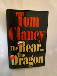 Tom Clancy, the Bear and the Dragon Mississauga, L5N 6T8