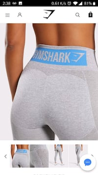 Gymshark leggings brand new w/tags