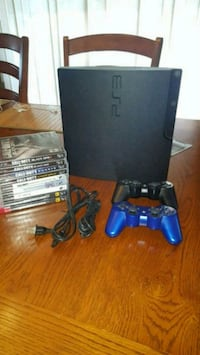 Sony PS3 slim console (Optional Games) Kingsville, N0R 1B0