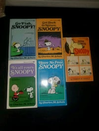 Older Snoopy comic books Inverness, 34453