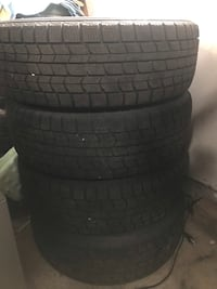 Winter Tires and Rims Toronto