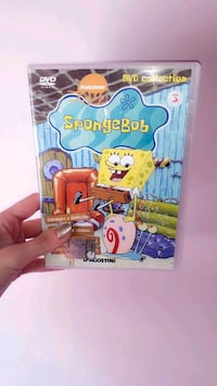 VENDO DVD SPONGEBOB 3