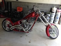 Custom chopper motorcycle Oley, 19547