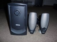 Dell Zylux A425 Multimedia 2.1-Channel PC Speaker w/Sub G [TL_HIDDEN] 8 TESTED Chino Hills, 91709