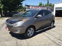 2010 Hyundai Tucson GLS/Automatic/Heated Seats/Bluetooth/Certified Scarborough, ON M1J 3H5, Canada
