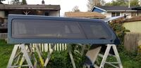 1999 Ford F-350 Super Duty 8' canopy Port Coquitlam