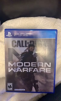 Modern Warfare PS4