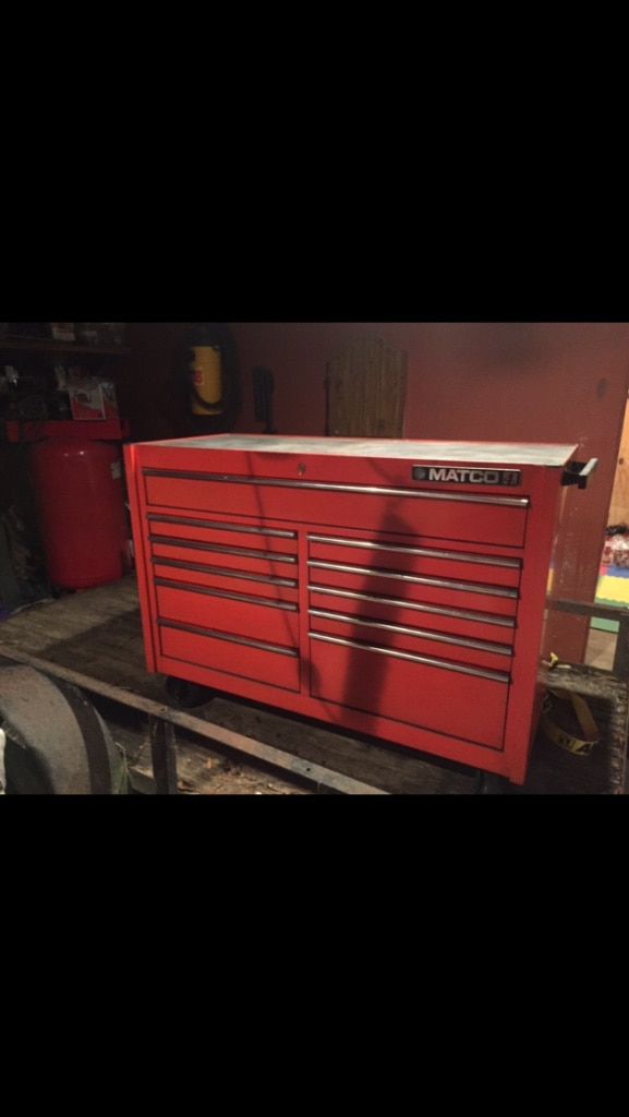 used orange matco tool box for sale in vidor letgo rh us letgo com