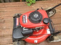 "Troy-Bild Lawn Mower 21"" w/Honda engine,perfect condition, easy start, runs well, delivery available   Germantown, 20874"