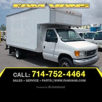 2005 Ford Econoline Commercial Cutaway Fountain Valley, 92708