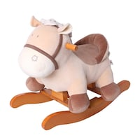 New in box Labebe Brown Donkey Rocking Horse South El Monte, 91733
