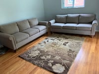 2 lazy boy couches very comfy no rips pet and smoke free home  Dearborn Heights, 48127
