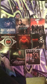 Strange music CD package Guelph, N1K 1M2
