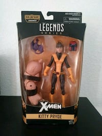 Marvel Legends Kitty Pryde Figure Palmdale, 93552