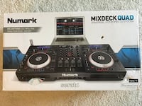Newmark Mixdeck Quad LIKE NEW DJ System Arlington, 22202