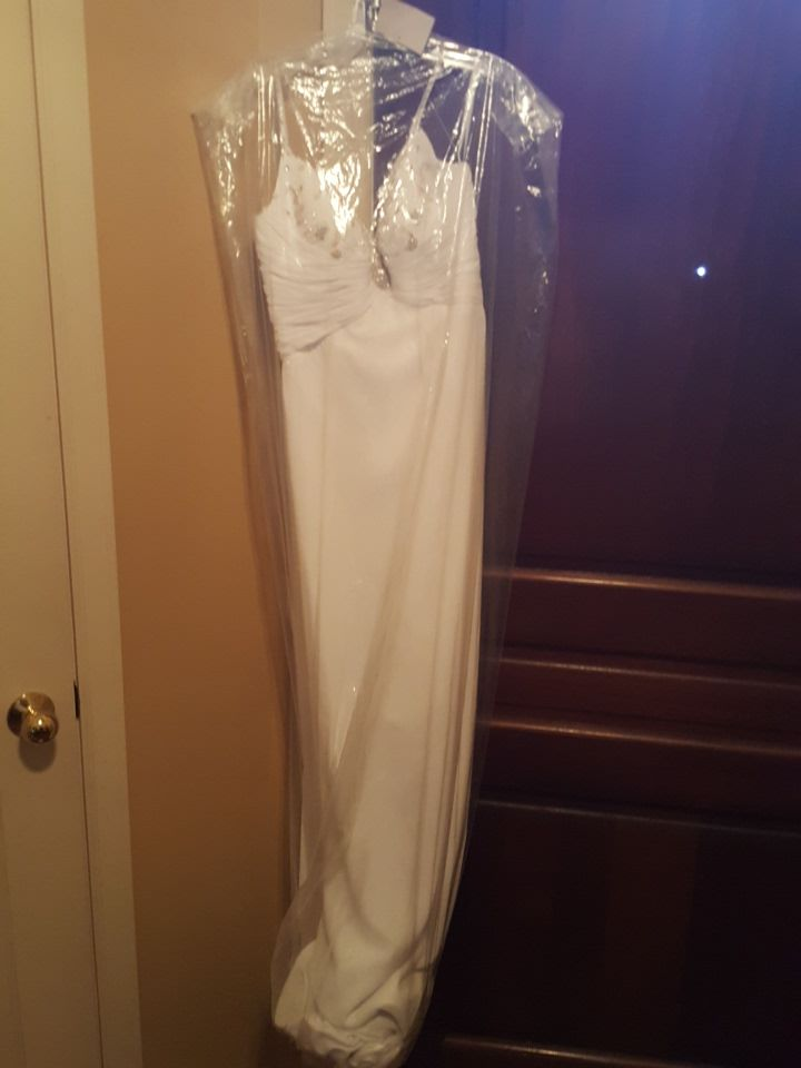 Letgo wedding dress size 10 new in montgomery al for Wedding dresses montgomery al