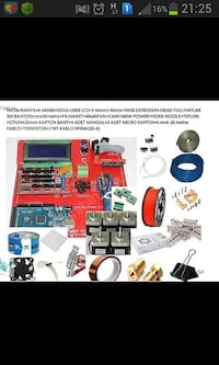 3d printer full elektronik set Istanbul