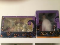 A nightmare before Christmas collectible toys. Toronto, M3K